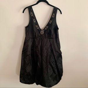 Laundry by Design Black embellished Dress